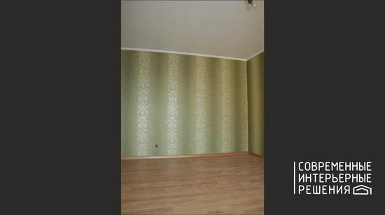 Финальная отделка стен и потолков