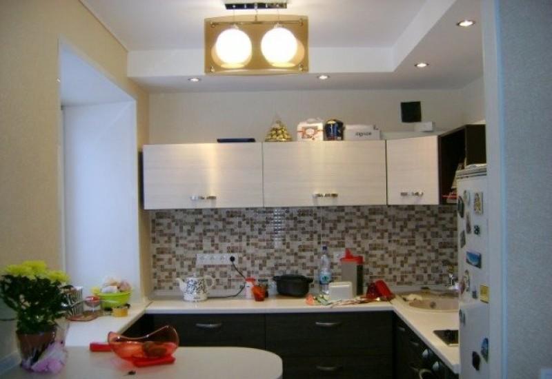 Дизайн маленькой кухни - Современные интерьерные решения