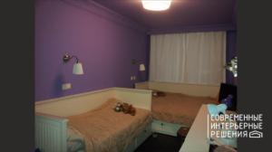 Ремонт 2-х комнатной квартиры хрущевки